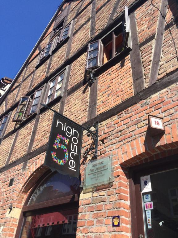 noclegi Gdańsk High 5 Hostel