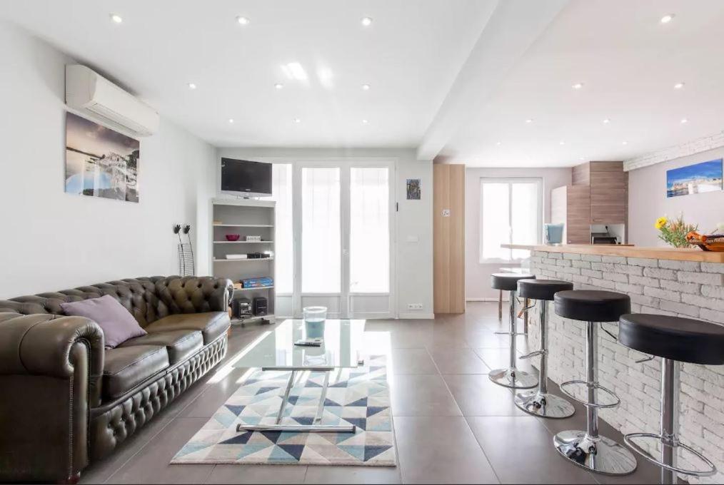 Perfect 3 bedroom Cannes Center - Close Croisette