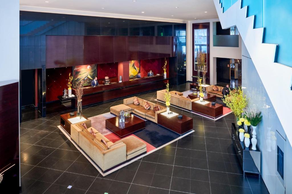 Sofitel Hotels lobby