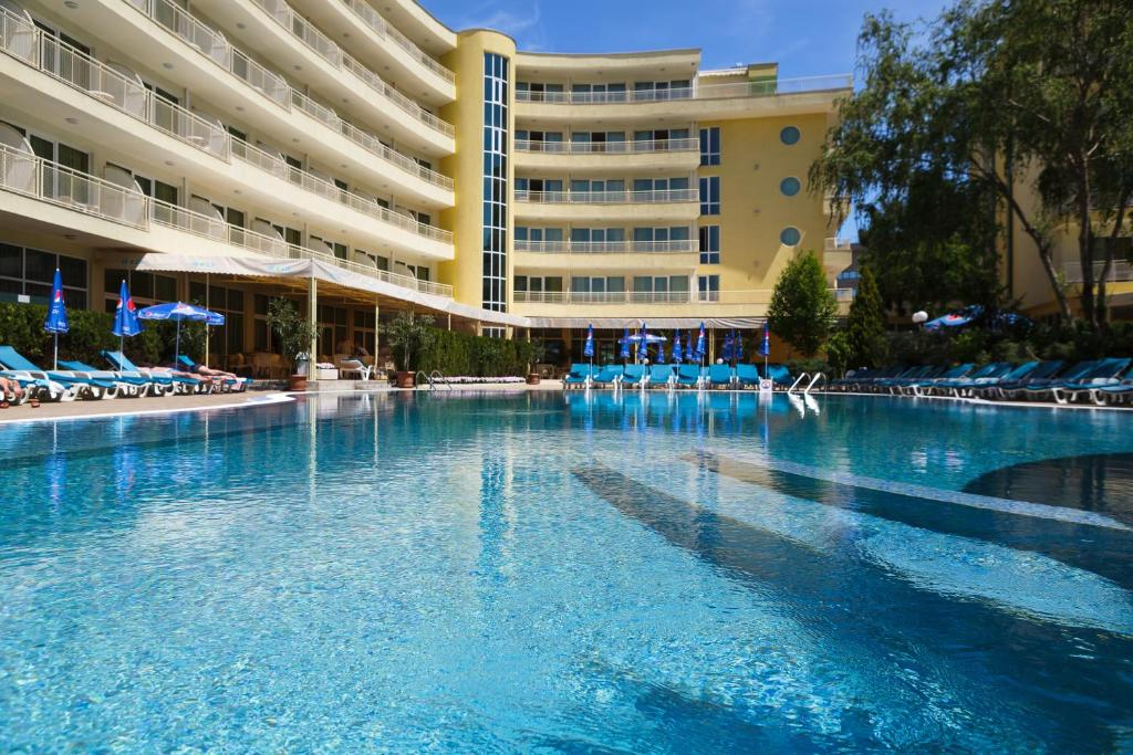 Hotel Wela Premium All Inclusive Hotel In Sunny Beach Bulgaria