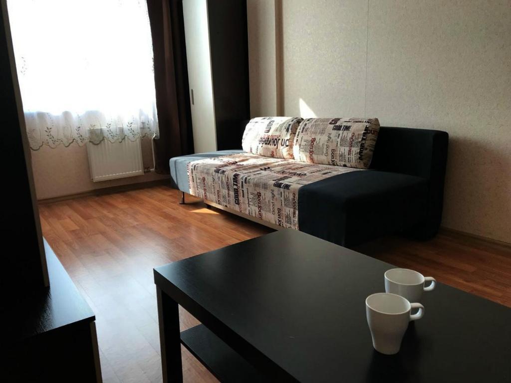 Apartment on Kulagina 35
