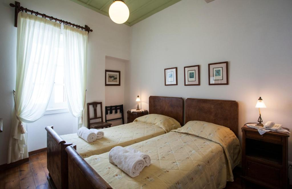 Standard Double or Twin Room Nostos Guesthouse