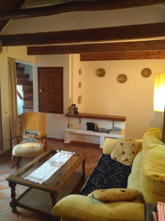 Casa Mirador La Alhacena