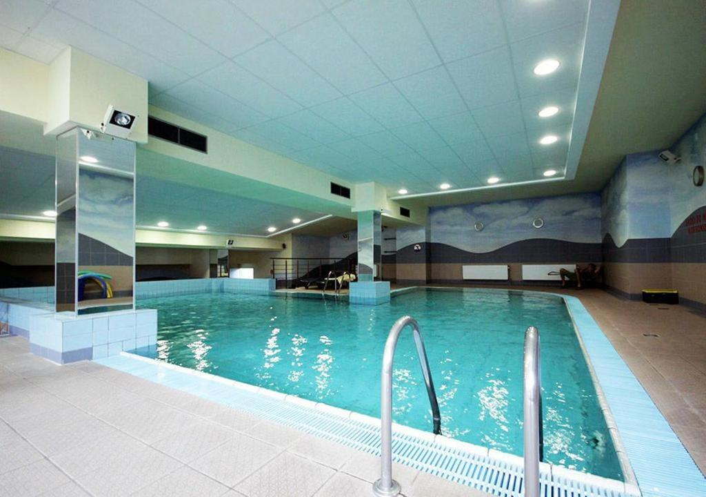 Top Loft Warsaw with swimming pool