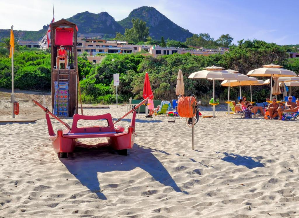 """""""SARDESIDENCE"""" Spiaggia Privata WiFi Parcheggio Riservato img23"""