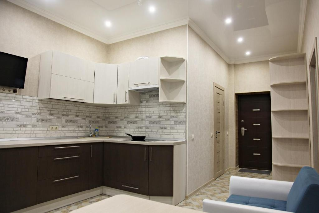 Apartment Vereshchagina 12