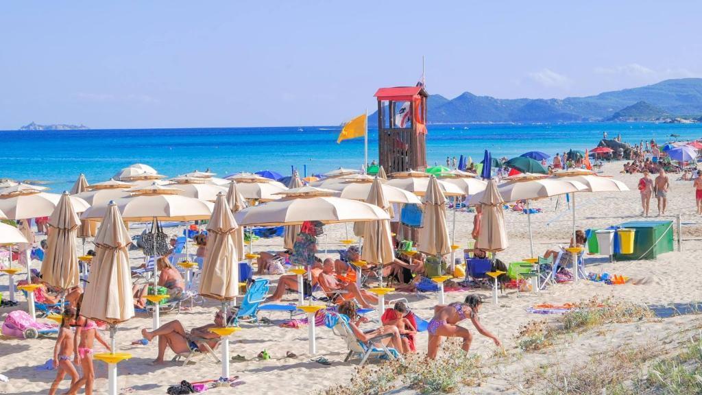 """""""SARDESIDENCE"""" Spiaggia Privata WiFi Parcheggio Riservato img87"""