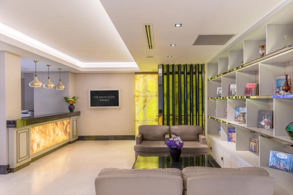 Cvk Hotels Taksim Spa
