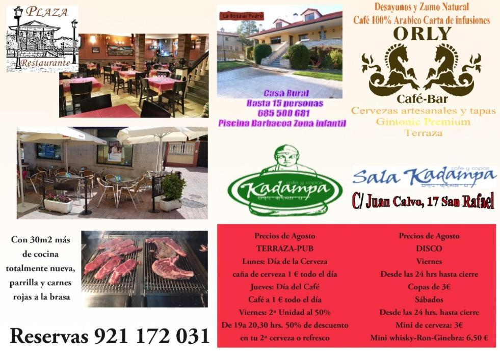 Hotel Rural La Viña Only Adults El Espinar Book Your