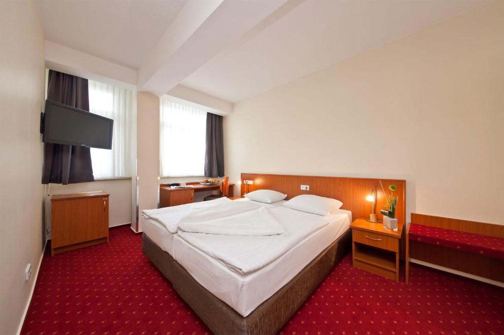 Hotel Belmondo Hamburg Hbf