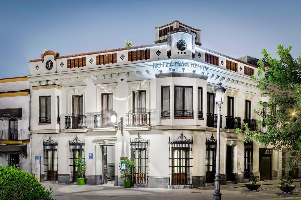 Hotels Jerez De La Frontera Umgebung