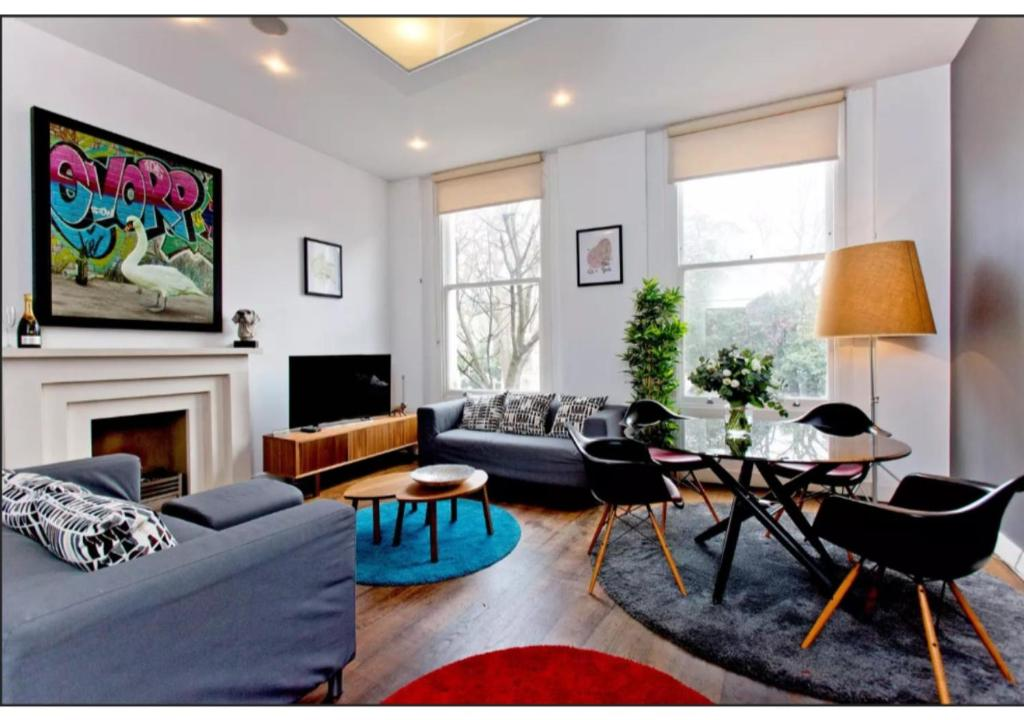 3 Bedroom Apartment NOTTING HILL - SK