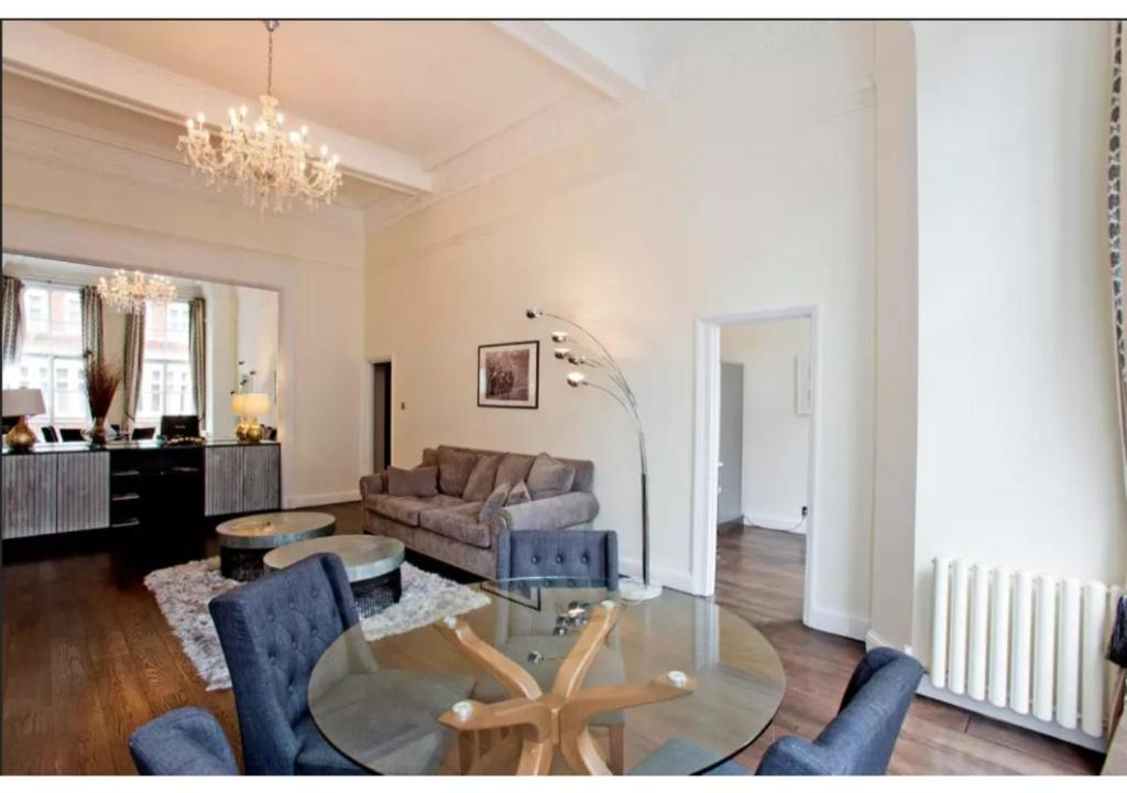 1 Bed Apartment Knightsbridge - SK