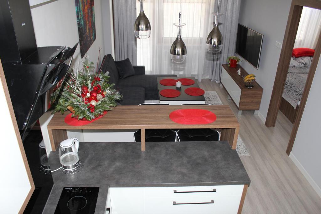 noclegi Krynica-Zdrój apartament rodzinny