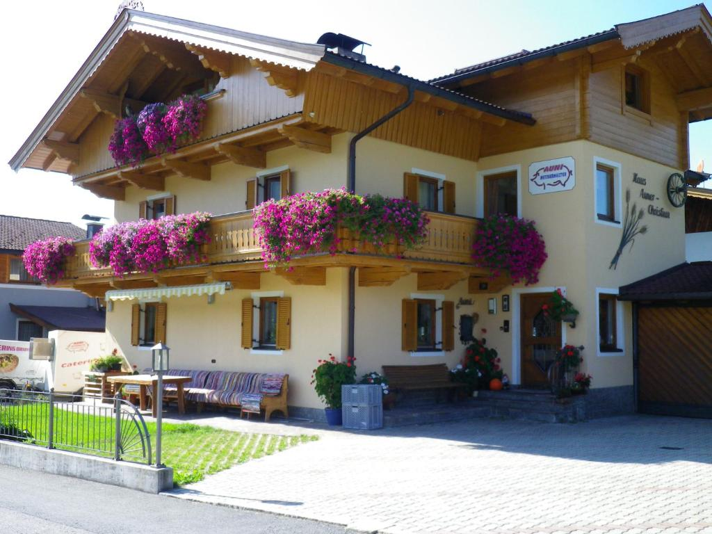Haus Auni Metzgermeister Apartment In Westendorf Austria Wander