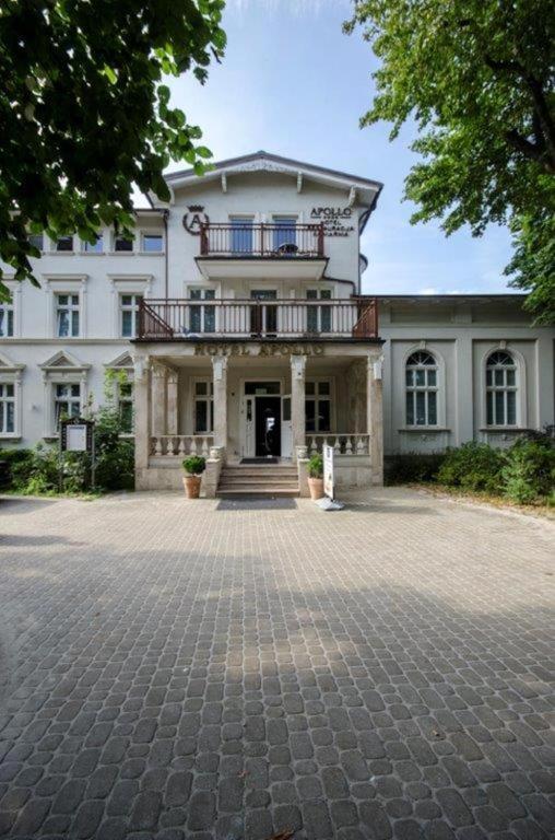 noclegi Darłówko Domek Apartamentowy