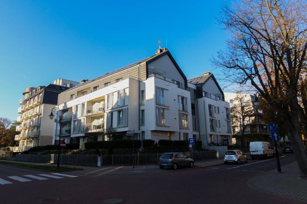 noclegi Świnoujście Apartamenty Świnoujście - Casa Marina