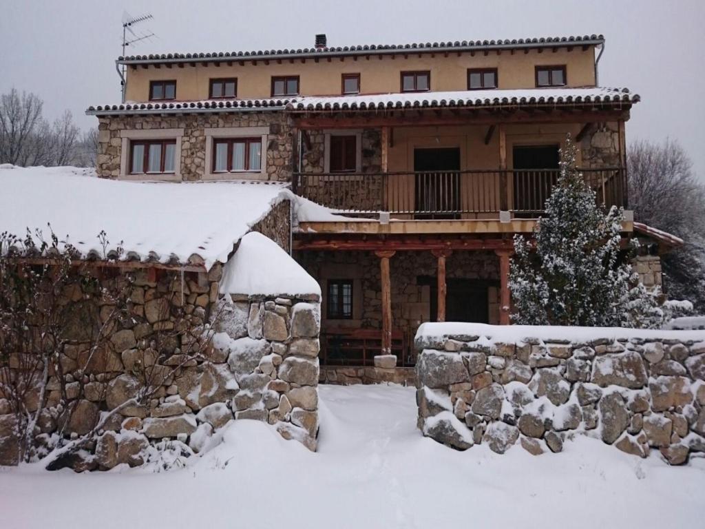 Casa Rural La Tablilla Y La Terraza Navalperal De Tormes