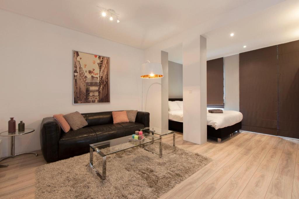 Luxury Amsterdam city center apartments