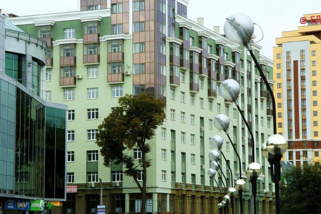 Apartment on Maloye Shosse 3