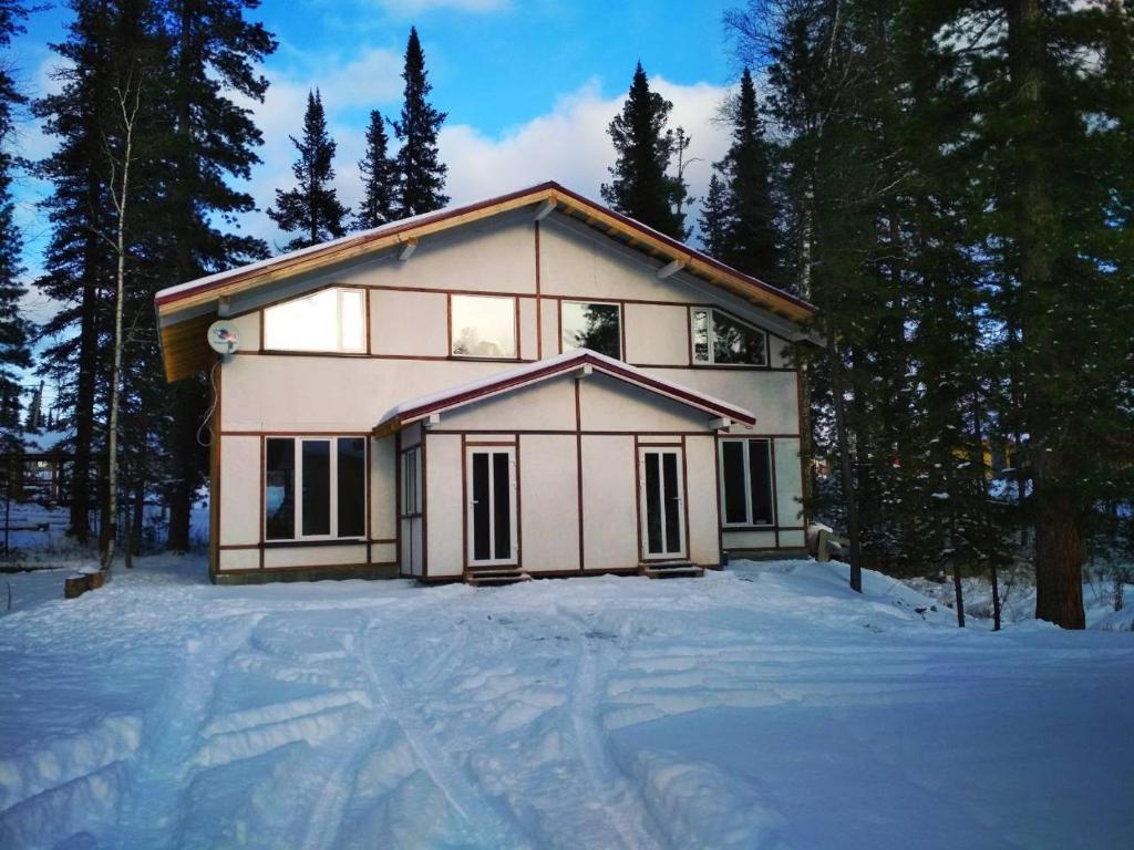 House in cedars Duplex