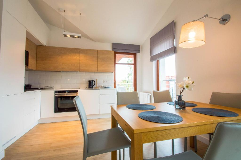 noclegi Gdańsk Superior 3 Bedroom Apartment