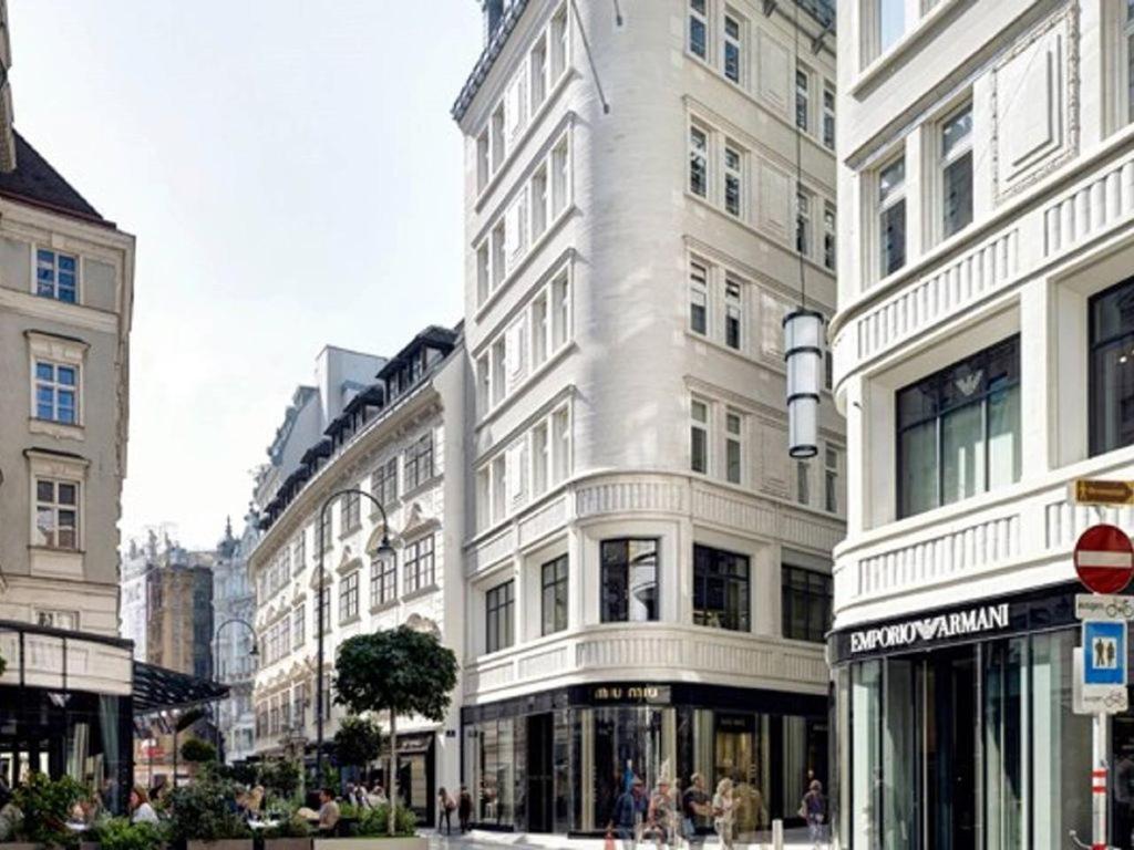 DOWNTOWN VIENNA - Studioapartment Golden Quarters