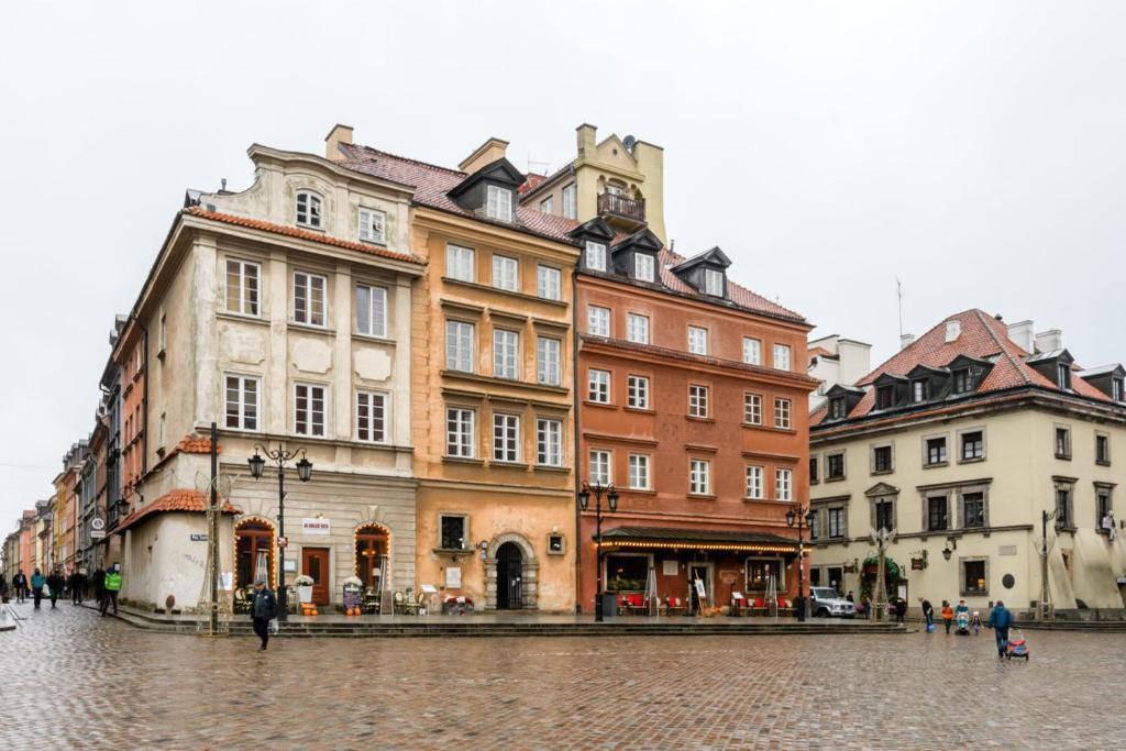 P&O Serviced Apartments Castle Square ( Plac Zamkowy )