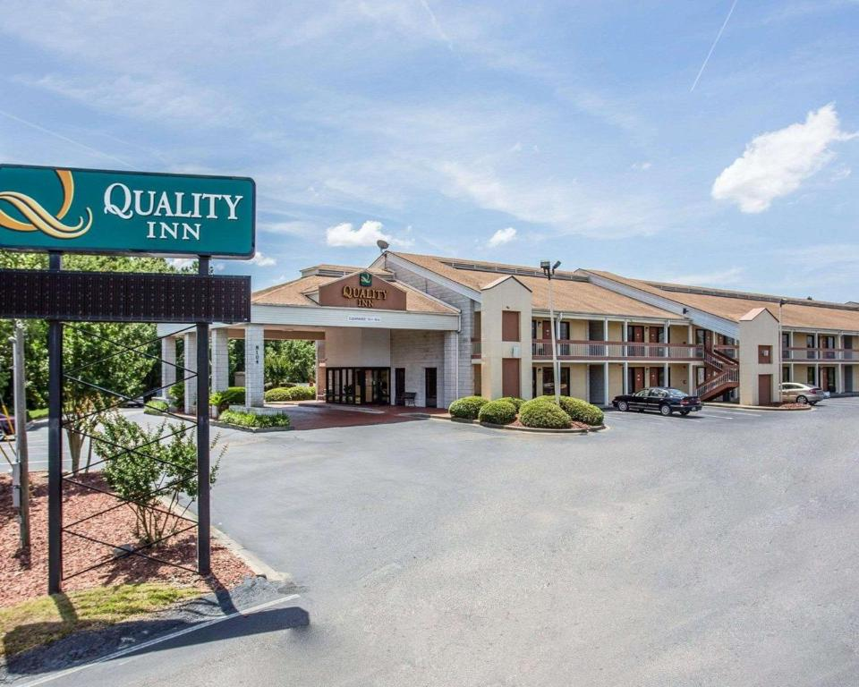 Quality Inn Fort Jackson