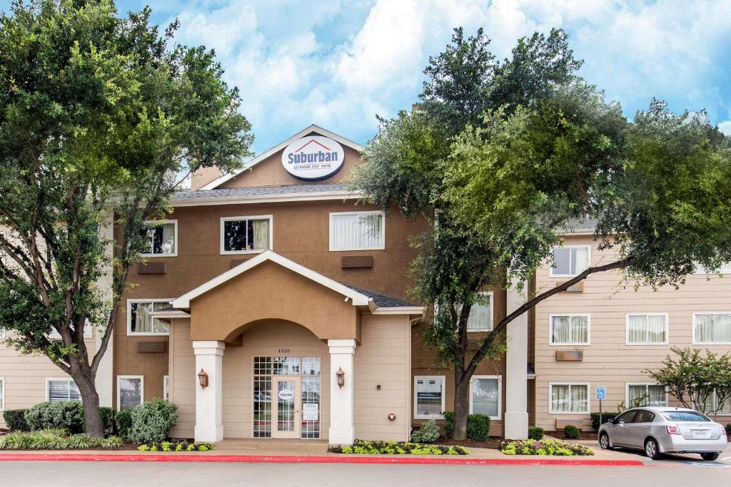 Suburban Extended Stay Lewisville