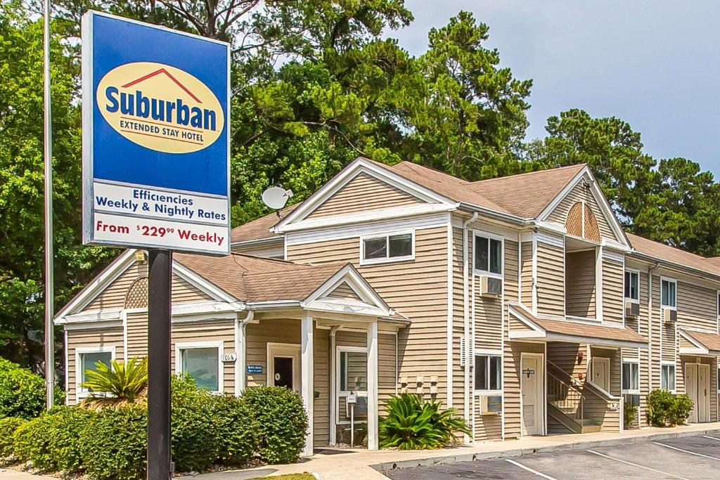 Suburban Extended Stay Abercorn