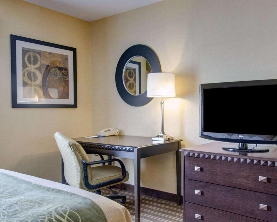Comfort Inn Boston/Woburn Photo #11