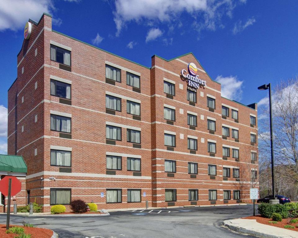 Comfort Inn Boston/Woburn Photo #29
