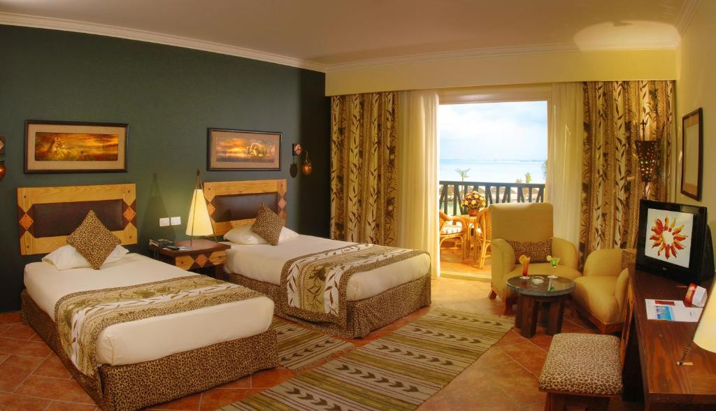 Double  or Twin Room with Garden View Carols Beau Rivage Matrouh
