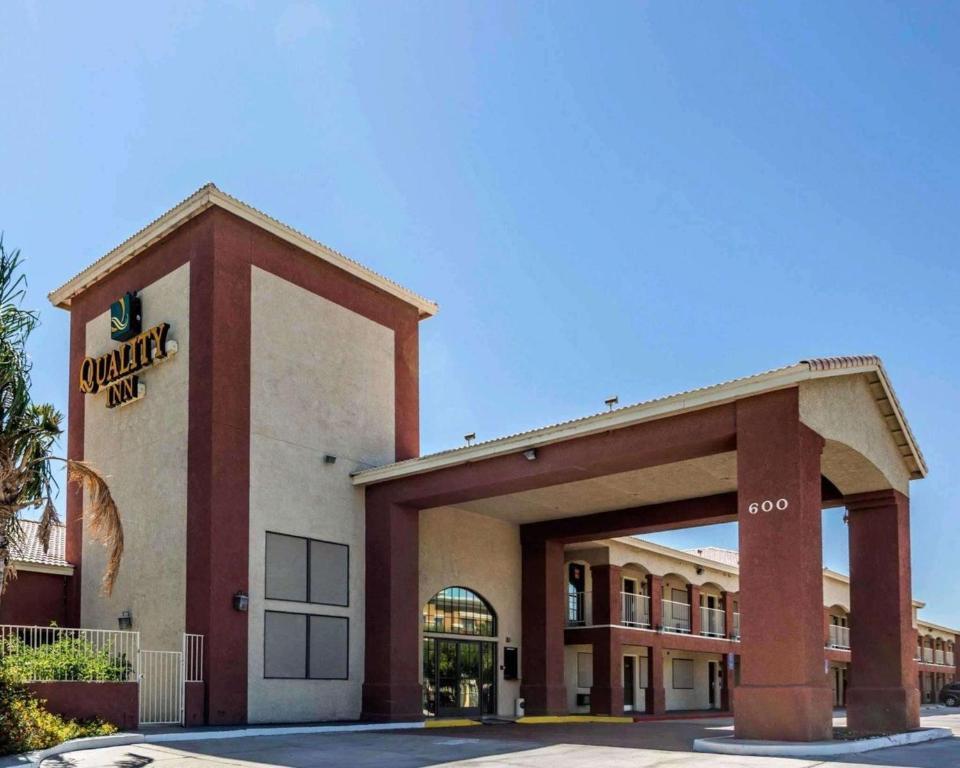 Quality Inn Blythe I-10