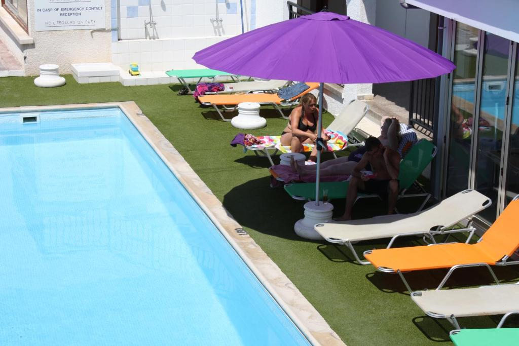 Neptune Hotel Apartments Paphos