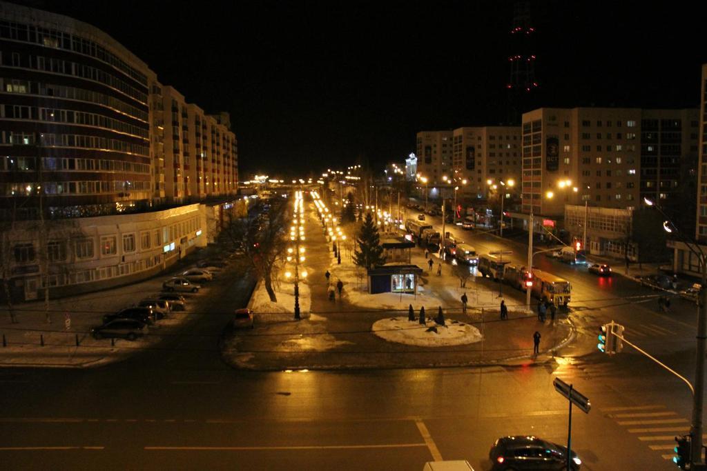 "Центр ""Панорама с балкона""с кондиционером"
