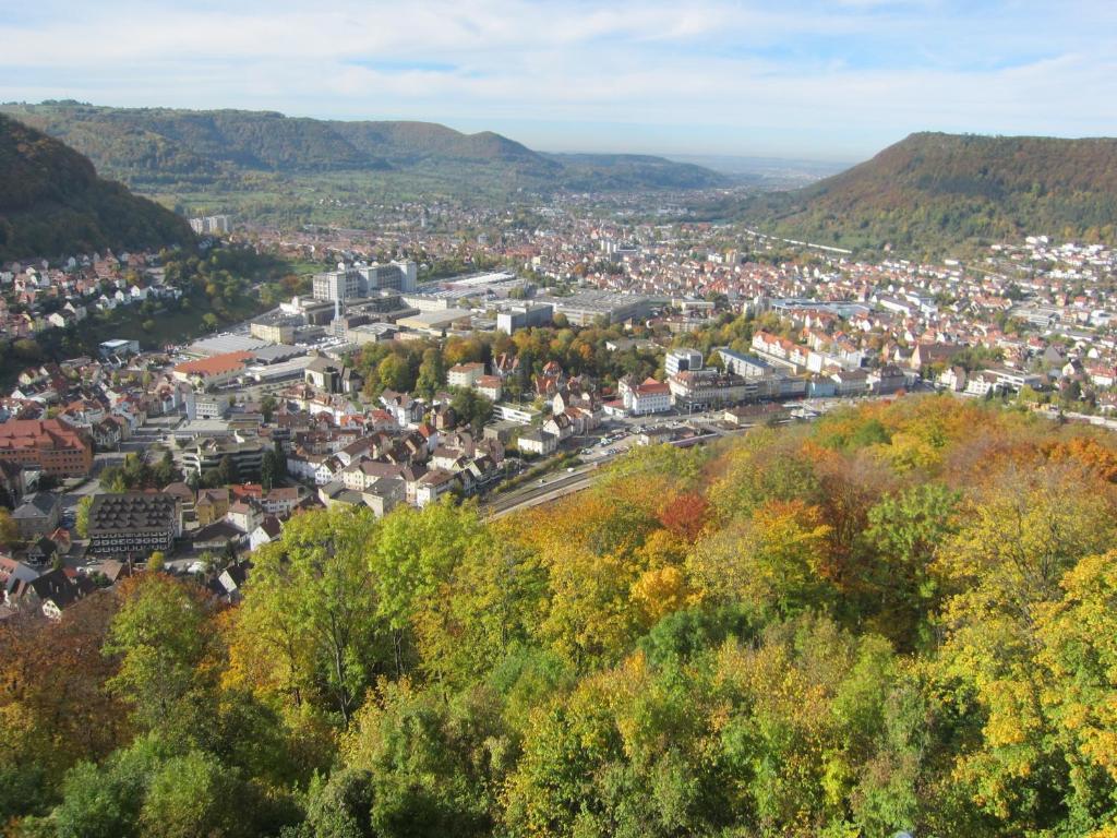 Routenplaner Lorch Geislingen An Der Steige Entfernung