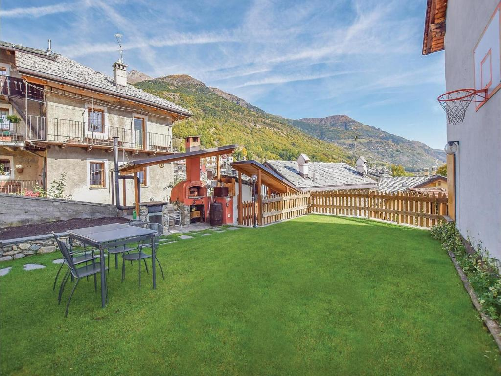 One-Bedroom Apartment in Saint-Christophe -AO-
