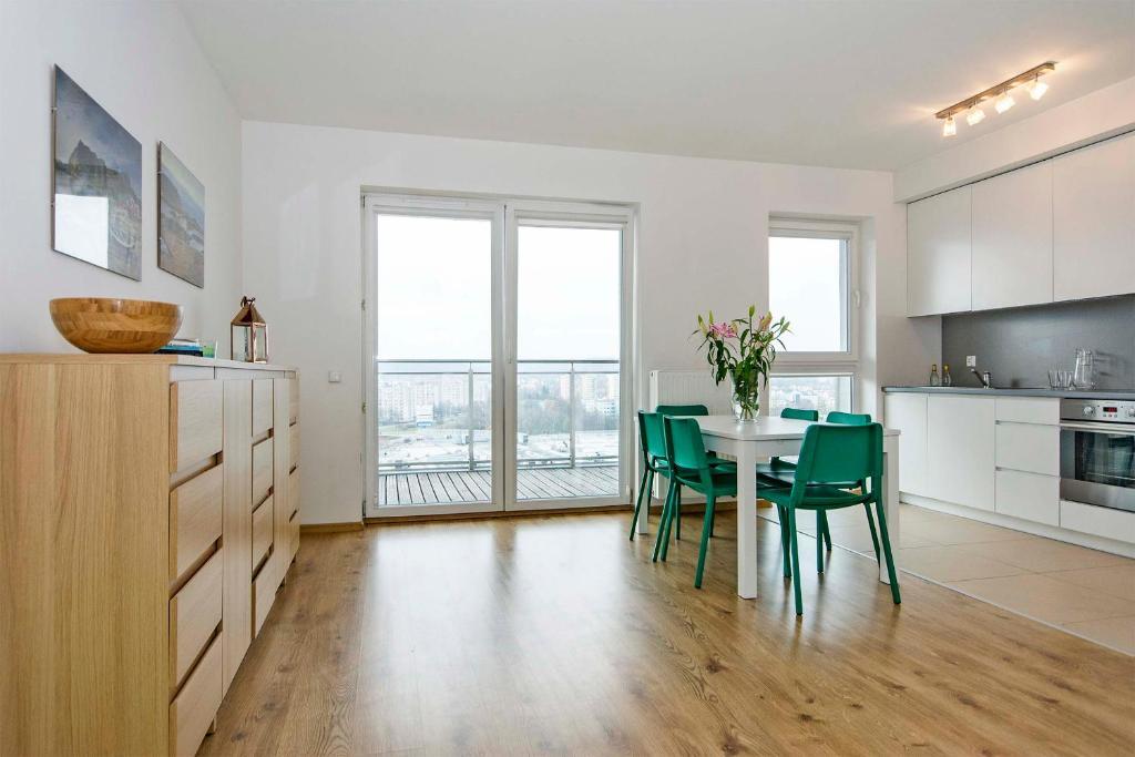 noclegi Gdańsk Neptun Apartments 4 Oceany