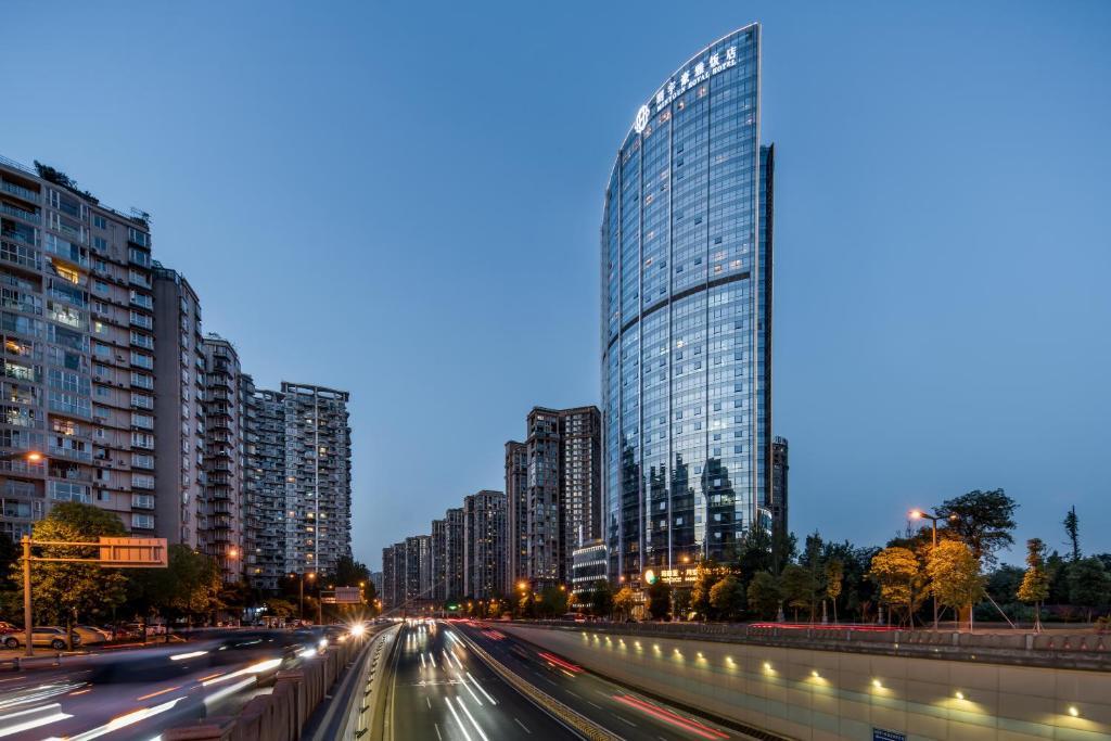 Minyoun Chengdu Kehua Hotel – Member of Preferred Hotels & Resorts