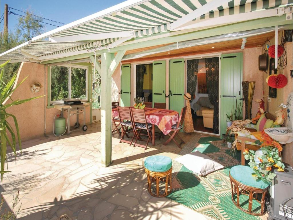 Two-Bedroom Holiday Home in Ste Anastasie