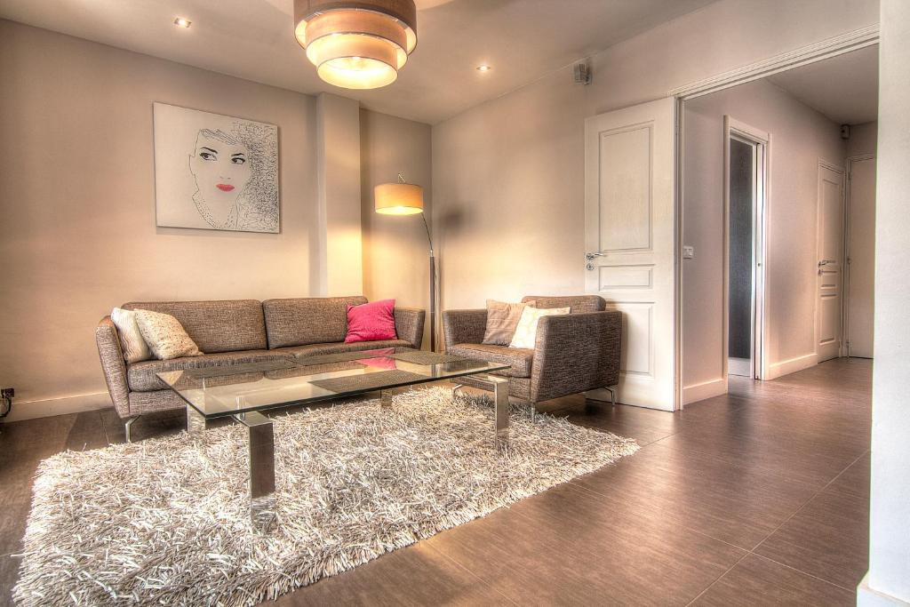 305 - 3 bedrooms apartment - 3 min from le Palais