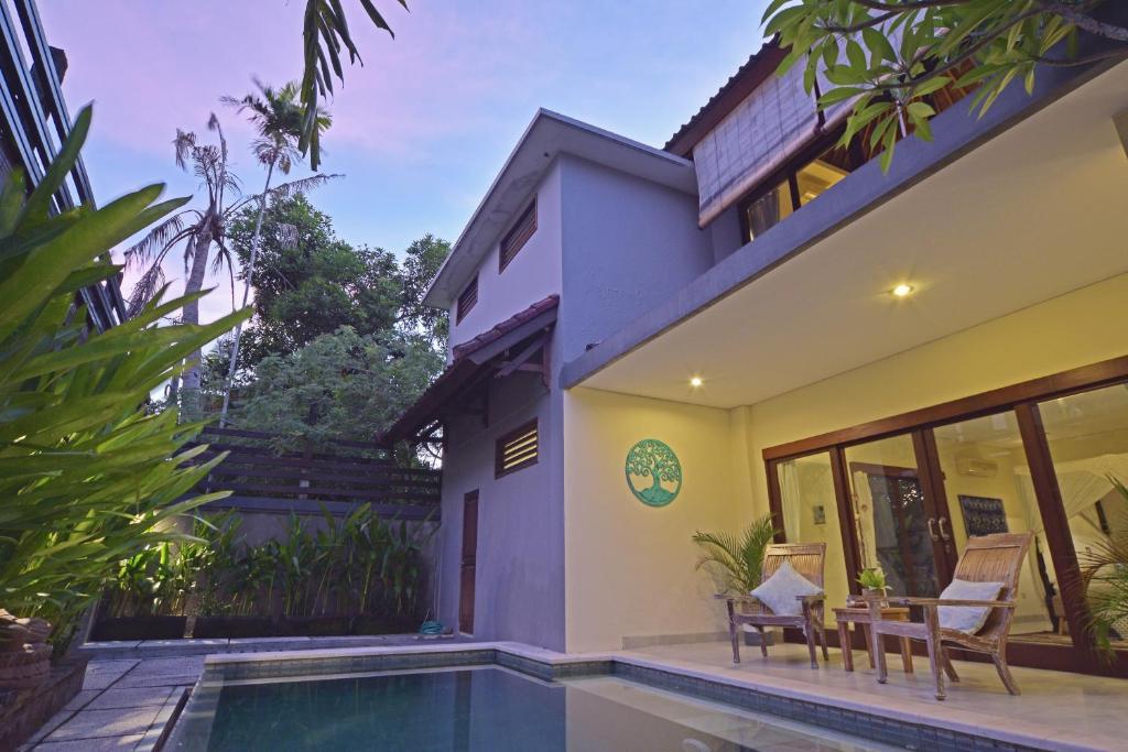 Monaco Blu Luxury Villas And Spa Kuta Book Your Hotel With Viamichelin