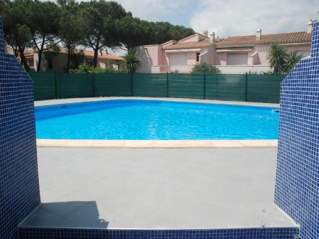 One-bedroom Apartment in Residence with Swimming Pool - Close by the Naturist Neighborhood 6