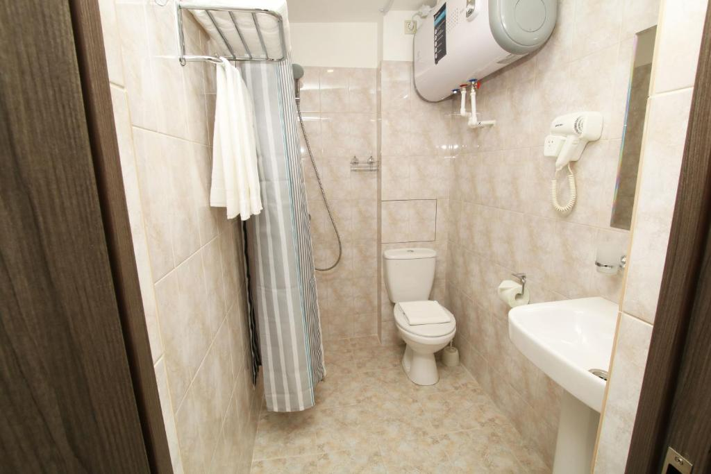 Standard Single Room Beliy Gorod Hotel