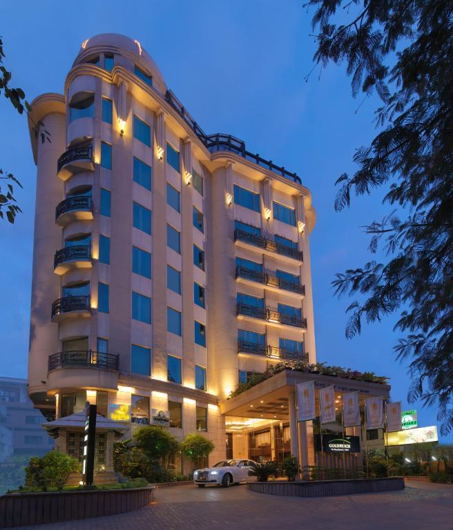 Goldfinch Hotel Bangalore