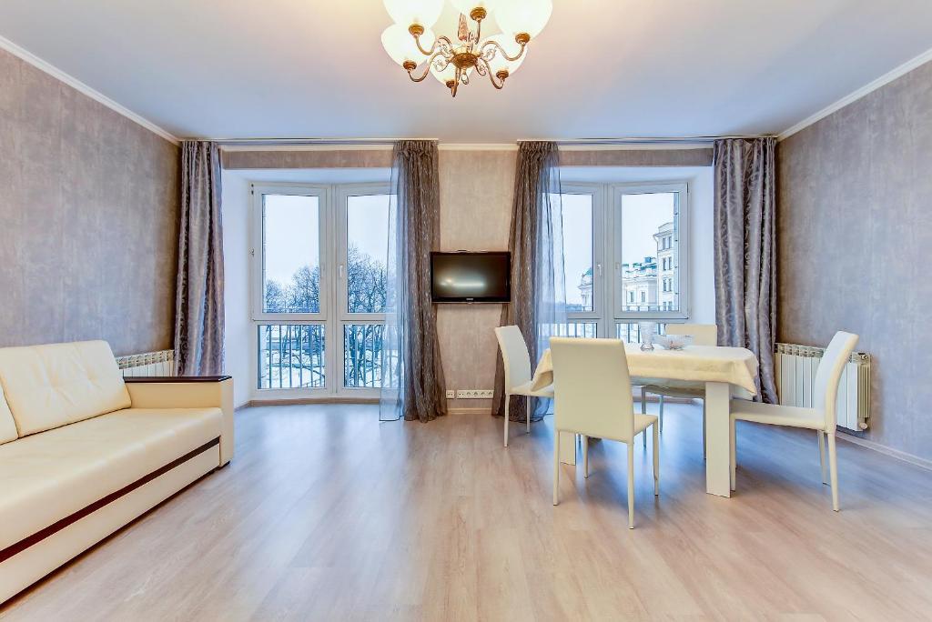 Executive Apartment With Neva View