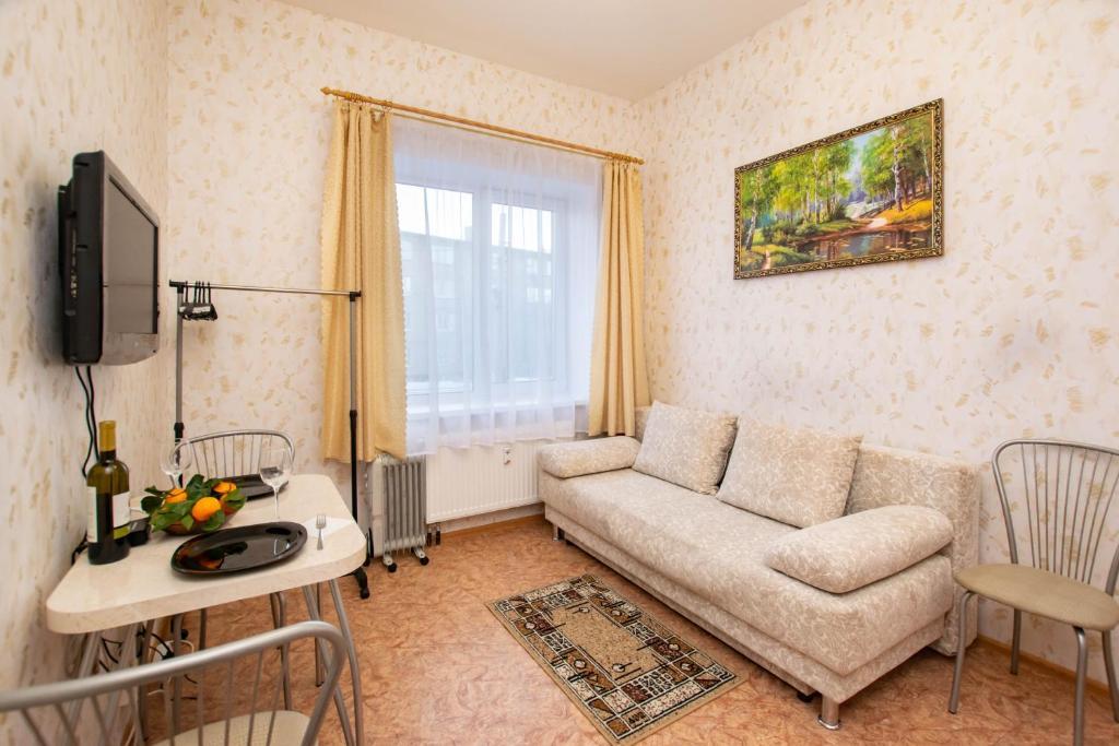 Уютная квартира-студия у Карусели