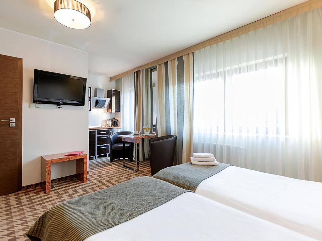 noclegi Kołobrzeg VacationClub - Sand Hotel★★★★ Apartament 118